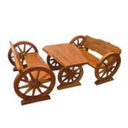 Wheel Bench from Philippines