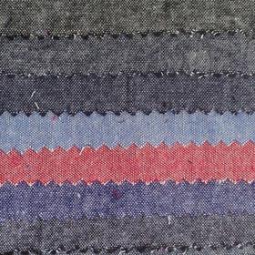 100% C yarn-dyed chambray from China (mainland)