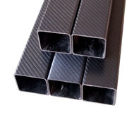 Carbon Fiber Tube Square from China (mainland)