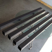 China Rectangular Carbon Fiber Tube, Used as The Industry Intelligent Robot Arm