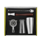 China Stainless steel cocktail tool set