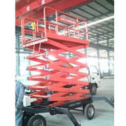 Electric self-propelled scissor lift Manufacturer
