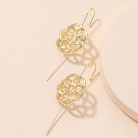 antique gold plated alloy stud earrings set Sunshine Fashion Accessory Co. Ltd