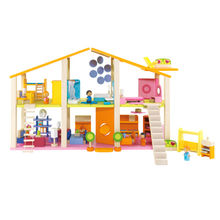 Wooden toy house from China (mainland)