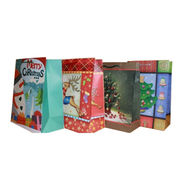Christmas Paper Bag from China (mainland)