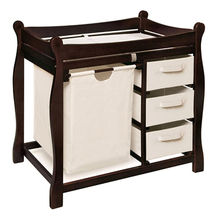 Modern and useful wooden baby changing table Manufacturer