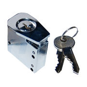 High-security Bag/Luggage Zipper Lock from China (mainland)