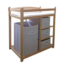 Popular wooden baby changing tables Manufacturer