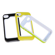 2-in-1 PC + Silicone Bumper Case from China (mainland)