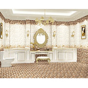 Bedroom Beige Ceramic Tile Border and Wall Tile from China (mainland)