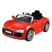 China 12V Audi R8 Brand Licensed Electric free wheel rid