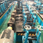 Stainless steel pipe making machinery from China (mainland)