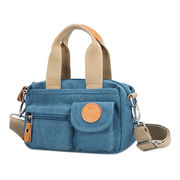 Canvas Shoulder Bag from China (mainland)