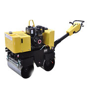 Single Vibratory Road Rollers Manufacturer
