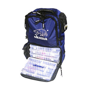 Fishing Tackle Bag Manufacturer