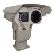 Auto Tracking Camera with Surge Protection and 1080P Color Image Resolution