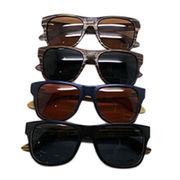 Lightweight plywood sunglasses from China (mainland)