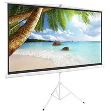 China Tripod Projector Screen