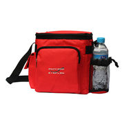 600D Polyester Cooler Bag, 5mm Foam and EVA Lining Inside, Sized 32 x 15 x 23cm