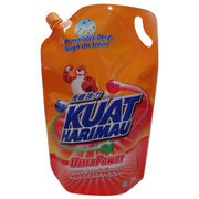 Detergent bag from China (mainland)