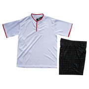 Soccer suits from China (mainland)