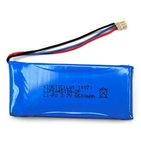 Lithium Polymer Battery from Hong Kong SAR
