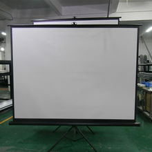 China Tripod Projector Screen 180x180