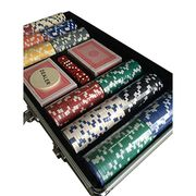 Poker Pattern Poker Chip Set Manufacturer