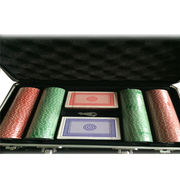 Poker Pattern Chip Set from China (mainland)