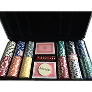 Dice Pattern Poker Chip Set from China (mainland)