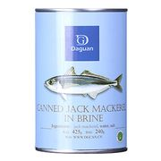 Canned Jack Mackerel Manufacturer