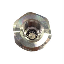 Precision CNC Machining Stainless Steel Parts from China (mainland)