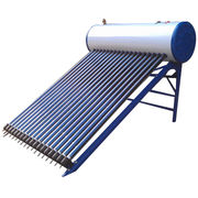 Pressure Solar Water Heaters from China (mainland)