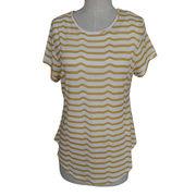 Women's round-neck T-shirts from China (mainland)