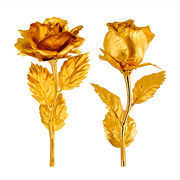 24k gold foil flower for Valentine's Day from China (mainland)