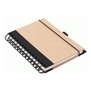 ECO spiral hardcover notebook from China (mainland)