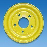 Yellow Golf Cart Wheel Rim from China (mainland)
