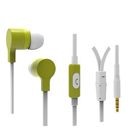 In-ear Stereo Wired Earphones for iPod from China (mainland)