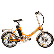 Mini foldable electric bicycle from China (mainland)