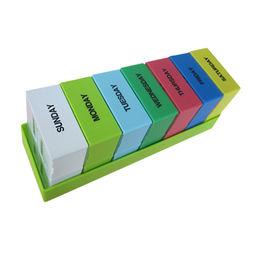 Plastic Medicine Pillbox