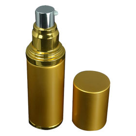 Cosmetic Aluminum Airless Bottle from China (mainland)