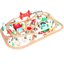 Wooden large toy train Manufacturer