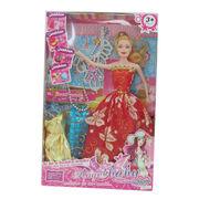 fashion doll from China (mainland)