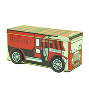 Bus-shaped Candy Tin Box Manufacturer