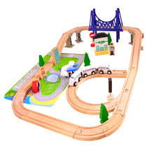 Wooden Train Sets Toy Manufacturer