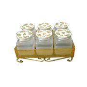 Glass Jars from Vietnam
