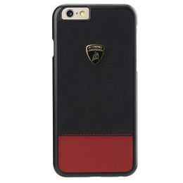 Hong Kong SAR PU Leather Back Cover Case