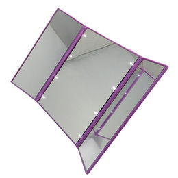 Door shaped Pocket foldable Makeup Mirrors Manufacturer