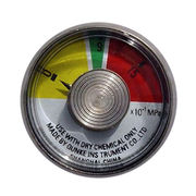 Fire extinguisher pressure gauge from China (mainland)