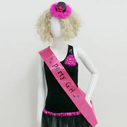 Hot sale girls party dresses accessories from China (mainland)